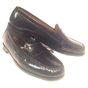 Cole Haan Shoes - Cole Haan Black Penny Loafers - Soft Leather
